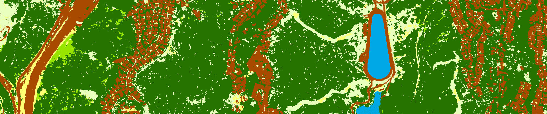 Los Angeles County, California (2012), SpatialCover Land Cover
